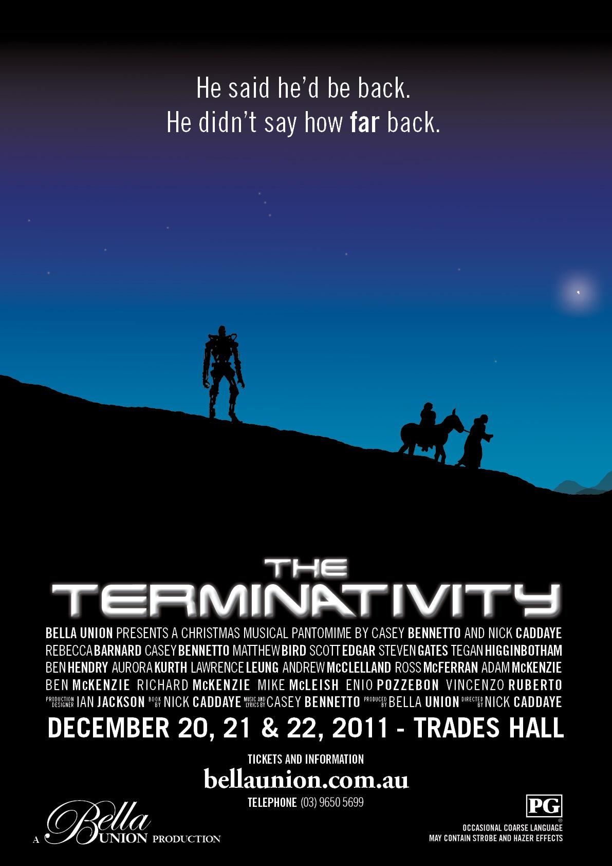 The Terminativity